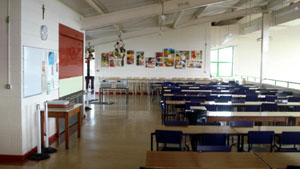 St. Marys Secondary School, New Ross - Canteen