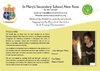 St Marys New Ross - Prospectus